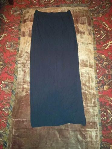 платье с фатиновой юбкой в пол в Кыргызстан: Хб юбка в пол с вырезом