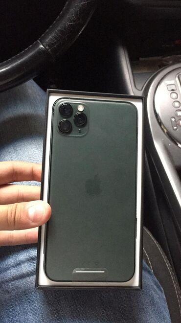 İşlənmiş IPhone 11 Pro 64 GB Yaşıl