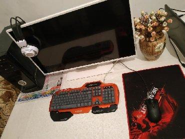 системный блок i5 в Кыргызстан: Срочно продаю Игровой компьютер!Комп для любых задач! монитор очень