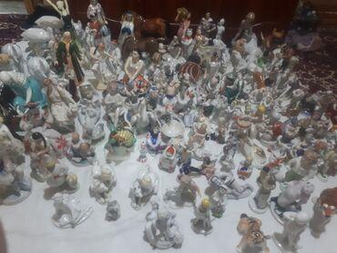 СССР коллекция статуэток