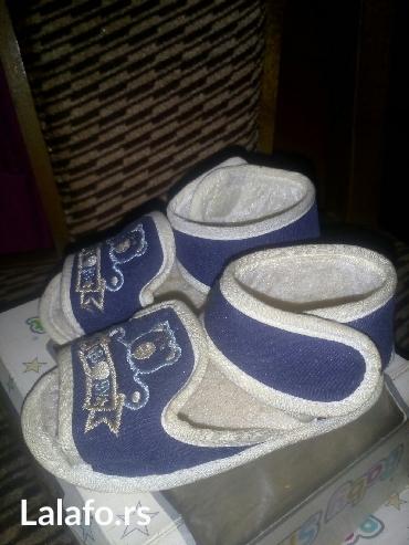 Nehodajuce sandale,gaziste 12 cm,jako malo koriscene. Prodaju se u - Sokobanja