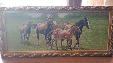 52 объявлений: Продаю картину. Размер 110×50 см
