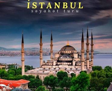 Bakı şəhərində İstanbul turu
