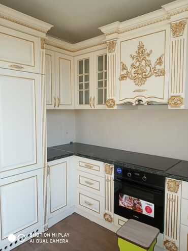 тумбочка для кухни в Кыргызстан: #мебельназаказ#кухниназаказ # классическаямебель