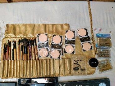 Кисти,ресницы для нарасчивания спонжи для makeup'а Тел вотсап