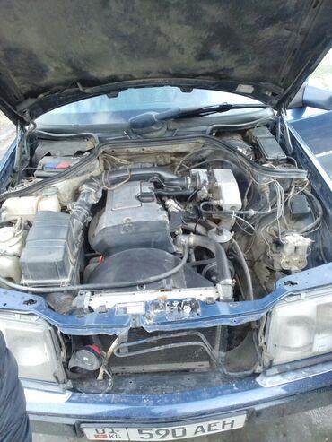 Mercedes-Benz E 220 2.2 л. 1992 | 55661 км