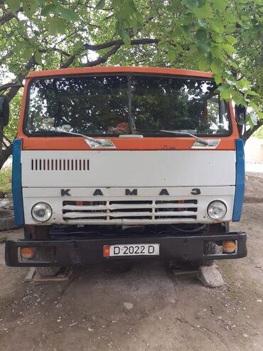 Купить камаз самосвал бу - Кыргызстан: Самосвал КАМАЗ