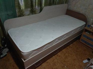 Односпальная кровать (195 на 80 см) в Бишкек
