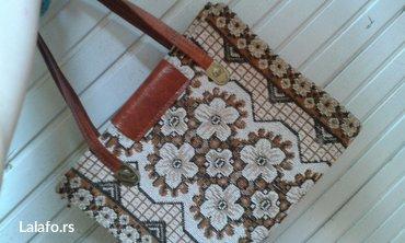 👑👑👑unikatna torbaa rucni rad ,novaaa ,prelepa je , elegantnaaa - Cuprija - slika 2