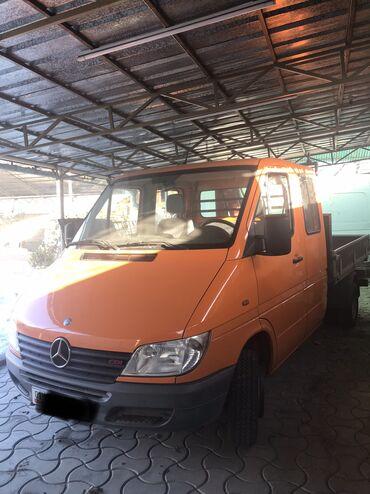 mercedes t1 в Кыргызстан: Mercedes-Benz 416 2.7 л. 2000