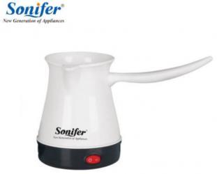 Кофеварка-турка электрическая Sonifer SF-3524Отличная кофеварка-турка
