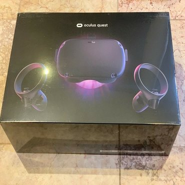 Oculus Quest All-in-one VR Gaming Headset 64-128GB Portable In stock