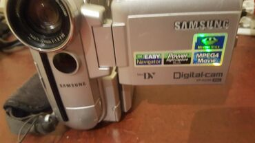 bosch dmf 10 zoom professional в Кыргызстан: Видеокамера самсунг Vp-D230i minidv 10x zoom 800x digital zoom. 2500 s