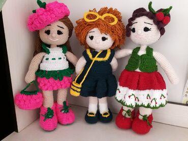 Игрушки - Лебединовка: Куколки ручной работы для ваших малышек