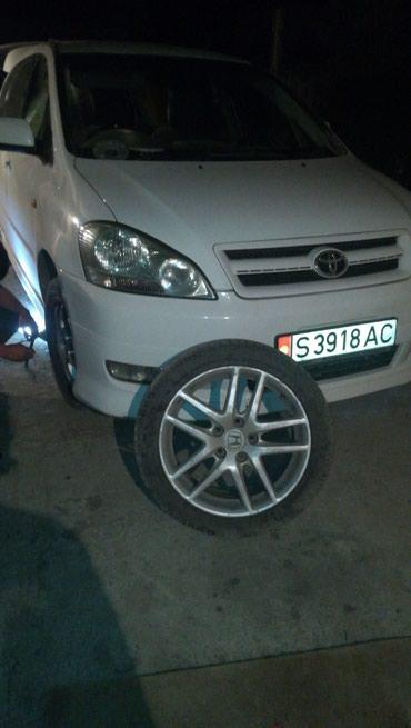 Продаю диски R17 type S Honda accord cl 7 cl9 5/114.. в Бишкек
