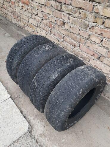 шины 225 70 r16 в Кыргызстан: Продаю зимнию резину 225/70 R16 комплект 8000с, стояли на лексус 300