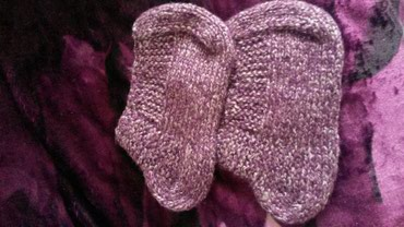 Носки вязоные в Бишкек