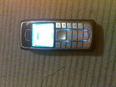 Nokia asha 210 - Srbija: Nokia 6230i EXTRA stanje, nova maskica, life timer 540:43Dobro poznata