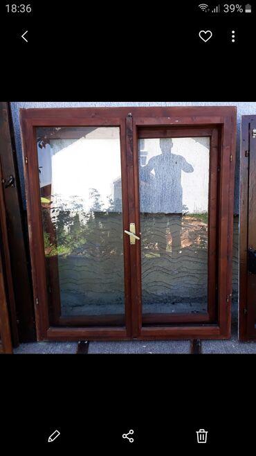 Kuća i bašta - Gornji Milanovac: Dvokrilni prozor 144 x 126cmDvokrilni prozor 144 x 126cm sa