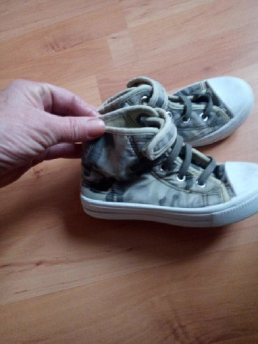 Dečije Cipele i Čizme | Loznica: Ocuvane duboke patikice br 25