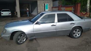 Транспорт - Каракол: Mercedes-Benz W124 3 л. 1988 | 185000 км