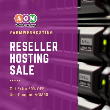 Best Reseller Hosting Services Exclusive Offers in Nepal - AGM Web in Kathmandu