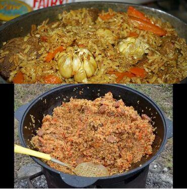 тандыр для шашлыка в Кыргызстан: Узбек повар керек. Плов, шашлык, лагман, пирошки, хошан, самсы ж.б