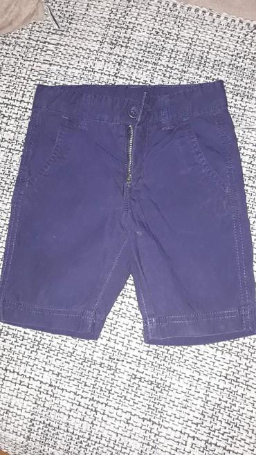 Ostala dečija odeća | Sabac: Beneton bermude.Vel.86