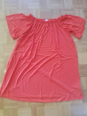 Narandzasta haljina HM na oba ramena, kupljena u Becu kao nova, - Belgrade