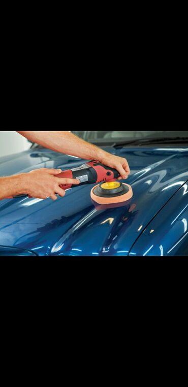 профессиональная полировка авто в Кыргызстан: Профессиональный полировка авто 2500/до/4000полировка фараМастер авто