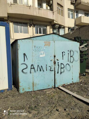 Tək qarajı metalom kimi Satıram Razıaşma yolilə satıram