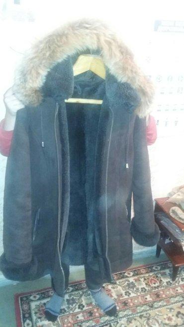 Продаю б/у: 3 дубленки,драповое пальто,куртку демисезонную. в Бишкек