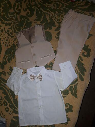 Svecano odelo za decake vel 1 i 3
