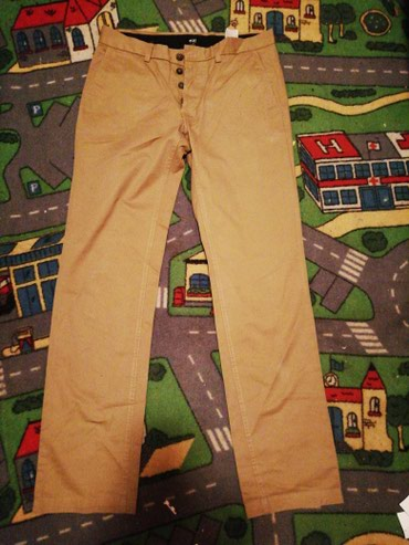 Pantalone-velicina-m - Srbija: H&m pantalone vel 46
