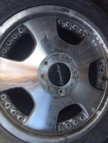 225 70 17 летние шины в Кыргызстан: Размер 17. 4шт 5 болтов