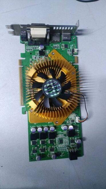 9600GT 512MB DDR3 256Bit Sonic Palit 2-DVI-I, HDMI Доп питание