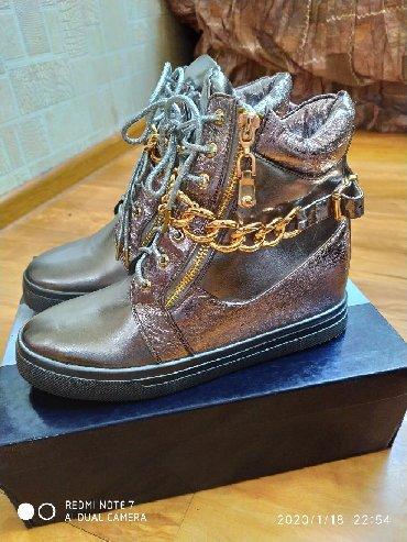 emma tufli в Кыргызстан: Новые молодёжные ботинки фирмы EMMA.36-39размеры