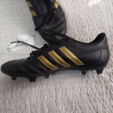 Продаю бутсы (шиповки) Adidas gloro. Состояние отличное. Кожаные. 42