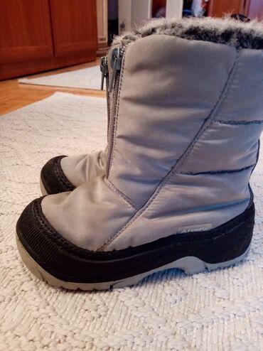 Dečija odeća i obuća - Cacak: Čizme br 26 kao nove