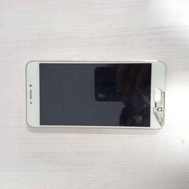 meizu m5 note white в Кыргызстан: Продаю Meizu M3 Note. Работает хорошо, нужно отремонтировать сенсорные