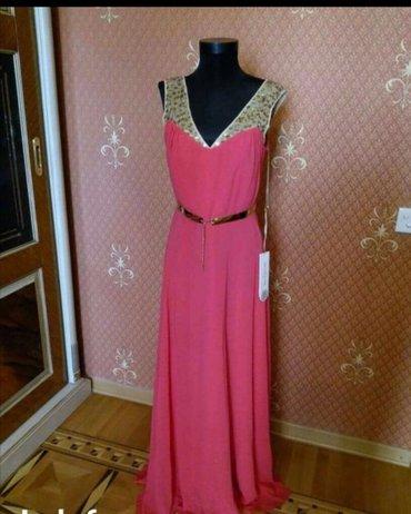 Bakı şəhərində Платье вечернее , размер 42