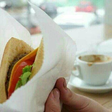 Бумага для выпечки хлебобулочных и в Бишкек