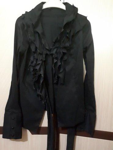 Продаю офисную рубашку новую, производство Турция, размер 36. в Бишкек