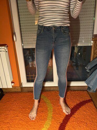 Pink jeans farmerke - Srbija: Farmerke ZARA