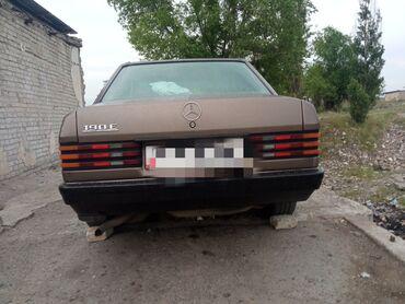 Mercedes-Benz 190 2.3 л. 1987