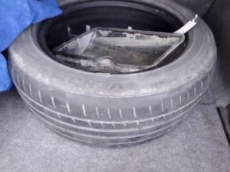 диски на колеса в Азербайджан: 205/55R16 Korea istehsalı olan 1 ədəd təkər satılır. heç bir cırığı ya