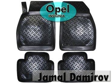Bakı şəhərində Opel İnsignia üçün poliuretan ayaqaltılar.