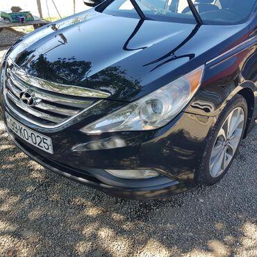 Hyundai Goranboyda: Hyundai Sonata 2.4 l. 2014 | 98000 km