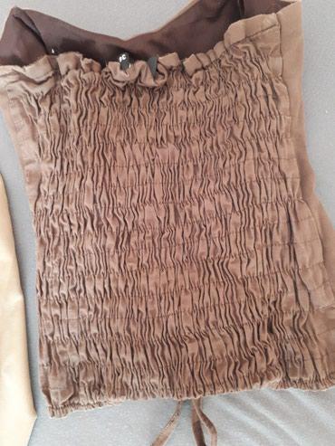 Oba za 300 Jako lepa ocuvana bluzica i korset,odgovaraju br. S. - Jagodina - slika 3