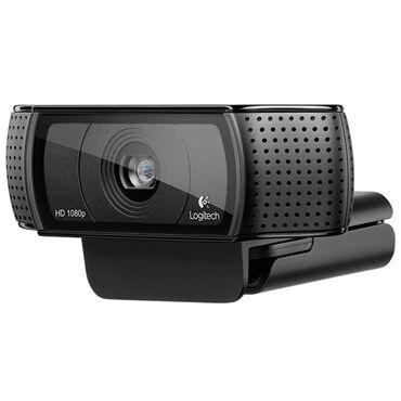 Электроника - Кыргызстан: Веб камера c920WEB камерыВеб камера Logitech C920 HD Pro 15MP, Full